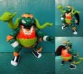 TMNT/Shell Slammin' Mike.(Loose)