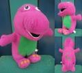 Barney/ぬいぐるみ(35cm)