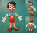 ピノキオ/ベンダブルフィギュア(90s)