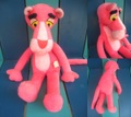 PINK PANTHER/ぬいぐるみ(80s/70cm)