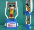 ミッキーマウス/プッシュッパペット(1977)