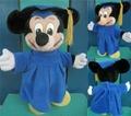 ミッキーマウス/ぬいぐるみ(卒業)