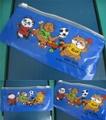 ShirtTales/ビニールポーチ(ブルー)