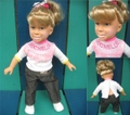 Michelle/TALKING DOLL(LOOSE)