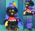 黒猫/ぬいぐるみ(1995)