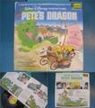 PERE'S DRAGON/LP付き絵本(1977)
