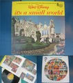 it's a small world/LP付きツアーブック(1964)
