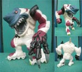Street Sharks/Battle Claw Streex(Loose)