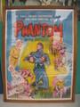 THE PHANTOM/ポスター(1940s/フレーム付)