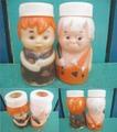バンバン&ペブルス/哺乳瓶セット