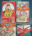 ALF/CARTOON PLAY SET