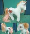 My Little Pony(G1) プリンセス(ライトブルー)