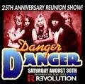 DANGER DANGER / LIVE IN NEW YORK 8-30-2014