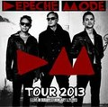 DEPECHE MODE / LIVE IN HUNGARY 5/21/2013
