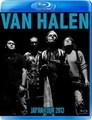 VAN HALEN / JAPAN TOUR 2013 BLU-RAY EDITION