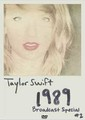 TAYLOR SWIFT / 1989 BROADCAST SPECIAL VOL.2