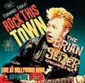 THE BRIAN SETZER ORCHESTRA / LIVE AT HOLLYWOOD BOWL 9-15-2012