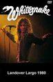 WHITESNAKE / LIVE IN LARGO 10-5-1980