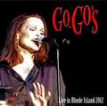 THE GO GO'S / LIVE IN RHODE ISLAND 8-24-2012
