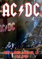 AC/DC  / LIVE IN OAKLAND,CA 12-2-2008