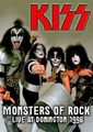 KISS / LIVE AT DONINGTON 8-17-1996
