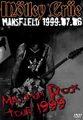 MOTLEY CRUE / LIVE IN WASHINGTON 7-31-1999
