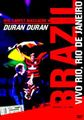 DURAN DURAN / LIVE IN RIO DE JANEIRO 11-23-2008