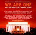 ★プレゼント★V.A. / WE ARE ONE IN WASHINGTON D.C. 1-18-2009