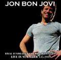 ★プレゼント★JON BON JOVI / LIVE IN NEW YORK 1-15-2009