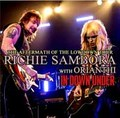 RICHIE SAMBORA WITH ORIANTHI / LIVE IN SYDNEY 2-26-2014