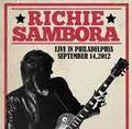 RICHIE SAMBORA / LIVE IN PHILADELPHIA 9-14-2012