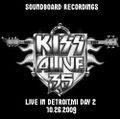 KISS / ALIVE 35 IN DETROIT 10-26-2009