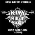 KISS / ALIVE 35 IN FLORIDA 10-21-2009