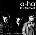 A-HA / LIVE IN BELGIUM 11-11-2009