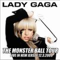 LADY GAGA / LIVE IN NEW JERSEY 12-3-2009