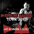 DEPECHE MODE / LIVE IN LONDON 5-28-2013