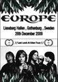 EUROPE / LIVE IN SWEDEN 12-26-2009