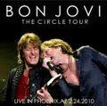 BON JOVI / LIVE IN PHOENIX,AZ 2-24-2010
