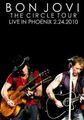 BON JOVI / LIVE IN PHOENIX,AZ 2-24-2010 DVD