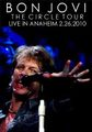 BON JOVI / LIVE IN ANAHEIM 2-26-2010 DVD