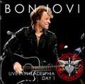 BON JOVI / LIVE IN PHILADELPHIA 3-23-2010