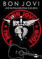 BON JOVI / LIVE IN PHILADELPHIA 3-23-2010 DVD