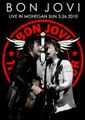 BON JOVI / LIVE IN MOHEGAN SUN 3-26-2010