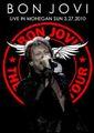 BON JOVI / LIVE IN MOHEGAN SUN 3-27-2010