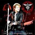 BON JOVI / LIVE IN MOHEGAN SUN 3-27-2010 CD