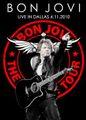 BON JOVI / LIVE IN DALLAS 4-11-2010