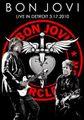 BON JOVI / LIVE IN DETROIT 3-17-2010