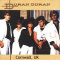 DURAN DURAN / LIVE IN St.AUSTELL,UK 11-22-1982