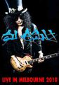 SLASH / LIVE IN MELBOURNE,AUSTRALIA 4-28-2010