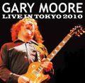 GARY MOORE / LIVE IN TOKYO,JAPAN 4-28-2010